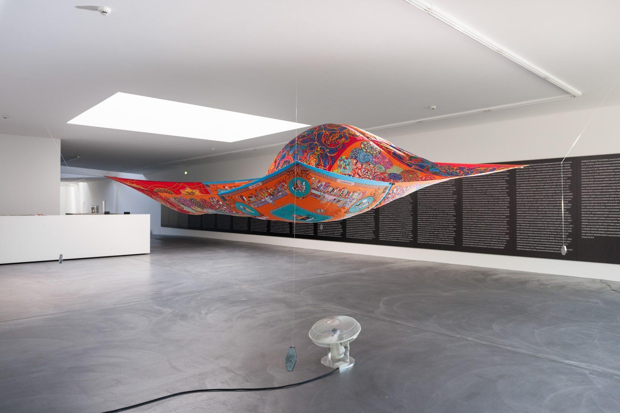 Superflex Installation View, 2015 von Bartha, Basel b