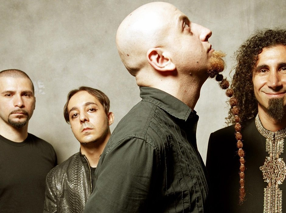 System of a down feature