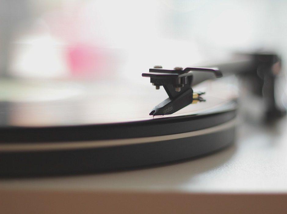 vinyl record by unsplash