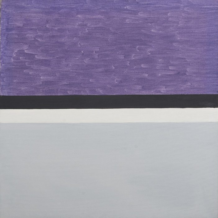 Agnes Martin Untitled 1959