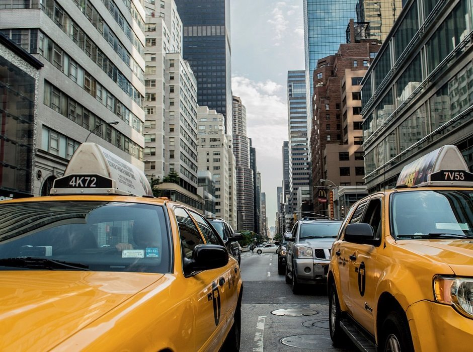 taxi-cab feature by unsplash