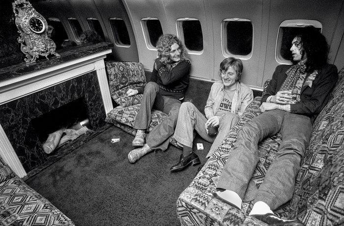 Led Zeppelin en-route to Detroit_small