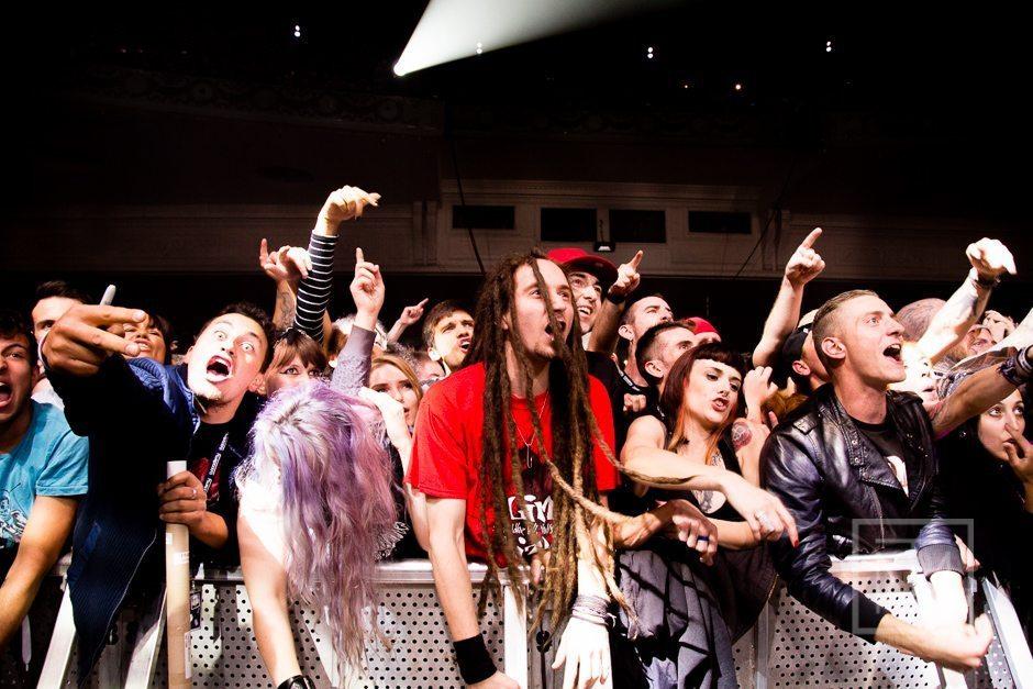 Limp Bizkit 2015 Brixton-5196