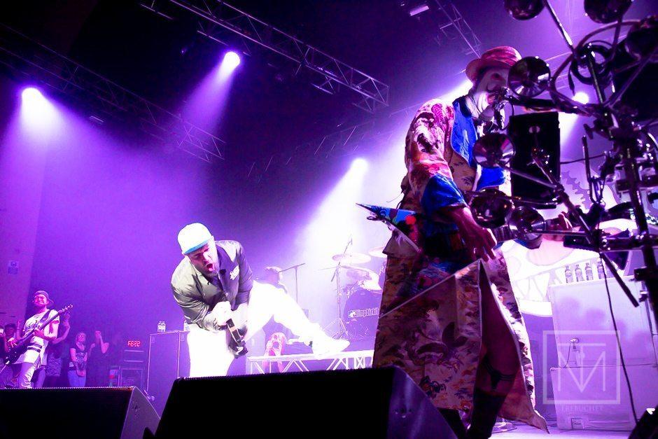 Limp Bizkit 2015 Brixton