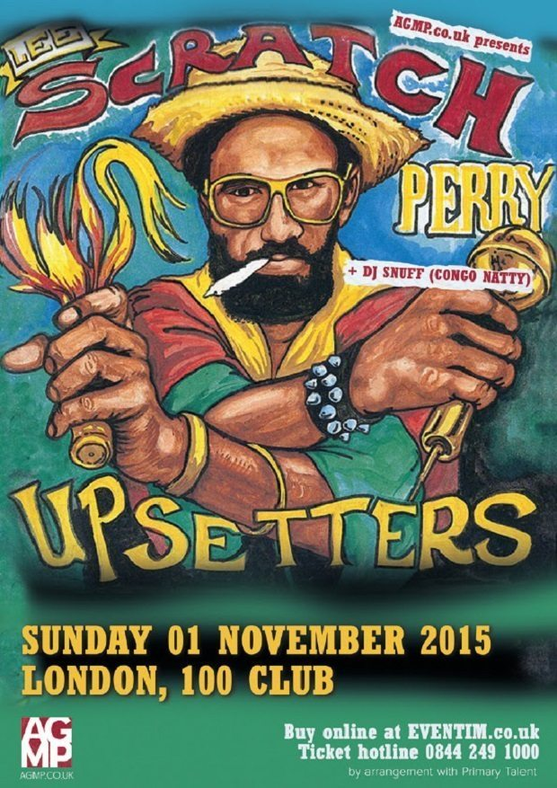 Lee Perry & The Upsetters - Black IPA