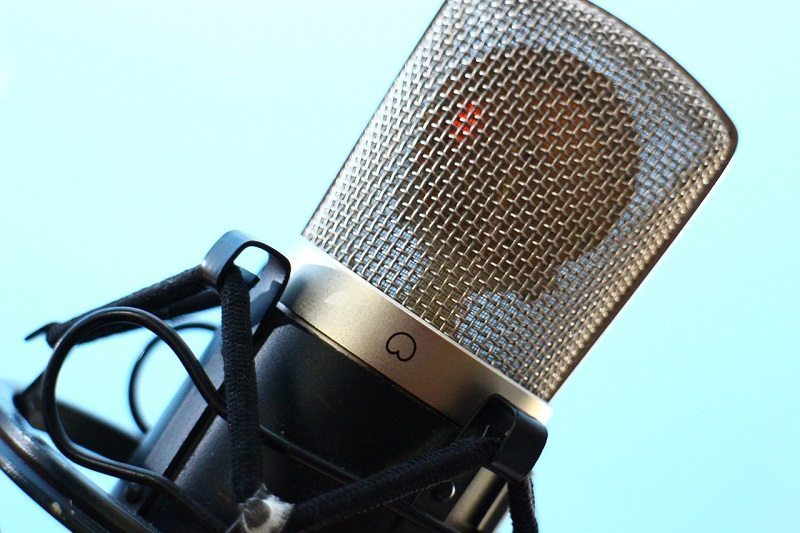 microphone by Baohm