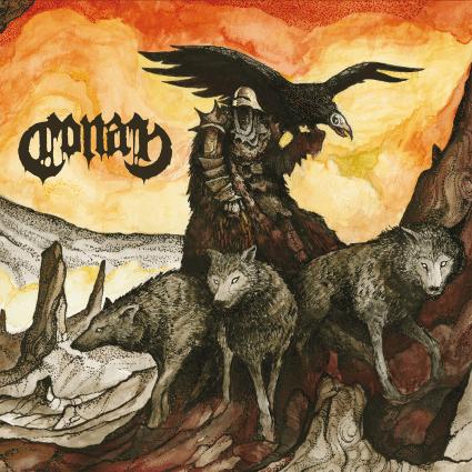 Conan, New metal releases