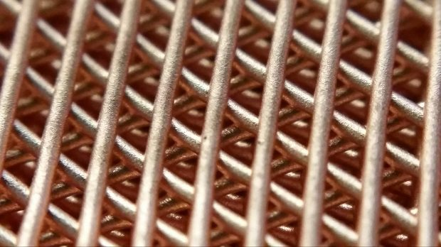 3d printing copper by Ramille Shah and David Dunand