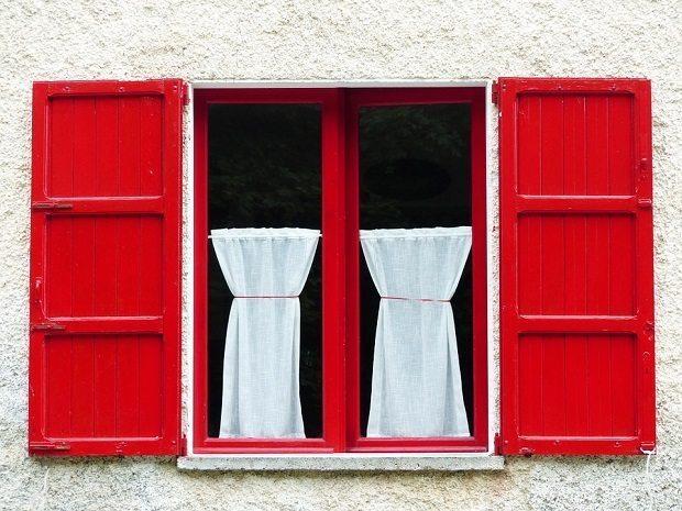 smart windows, curtains