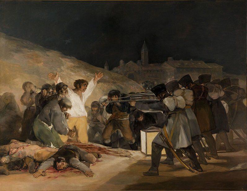 3rd May, Goya
