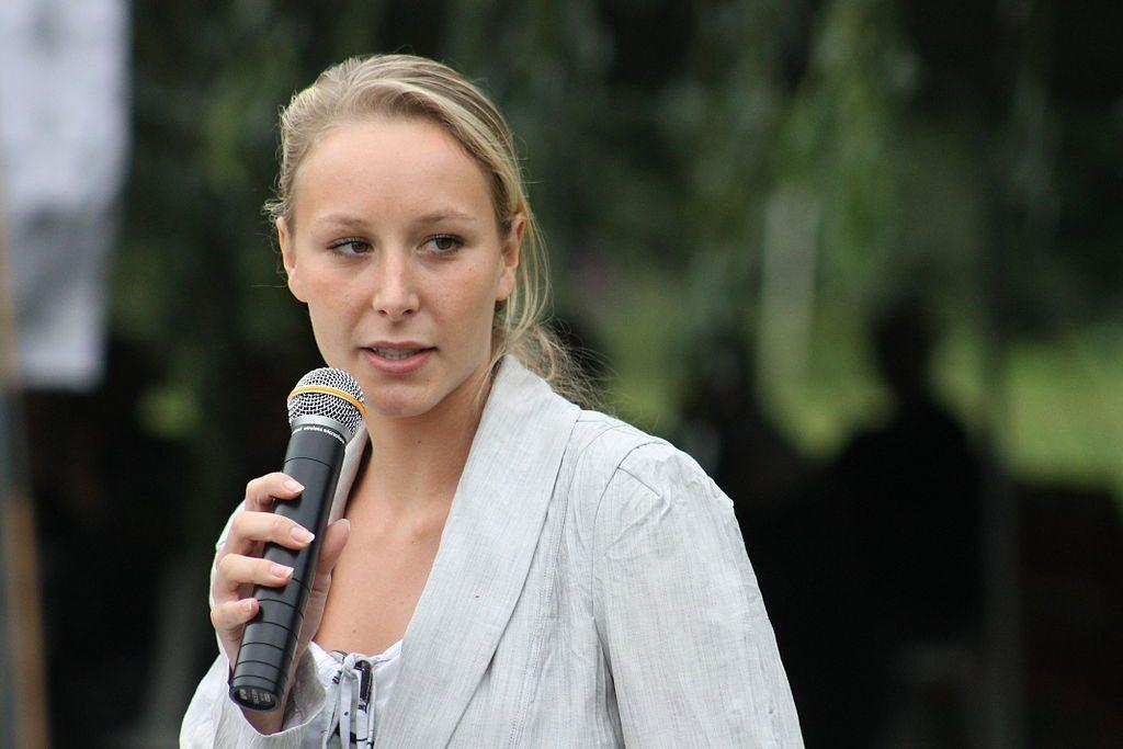 MM Le Pen by Gauthier Bouchet