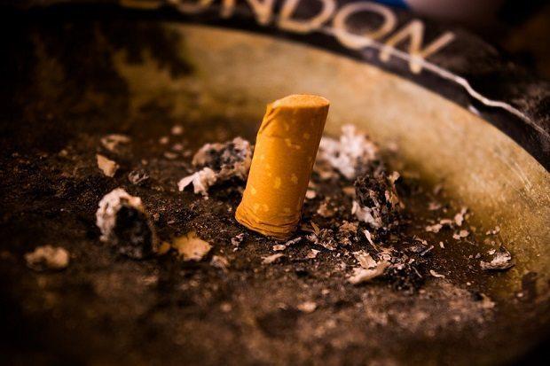 cigarette butt, wellness