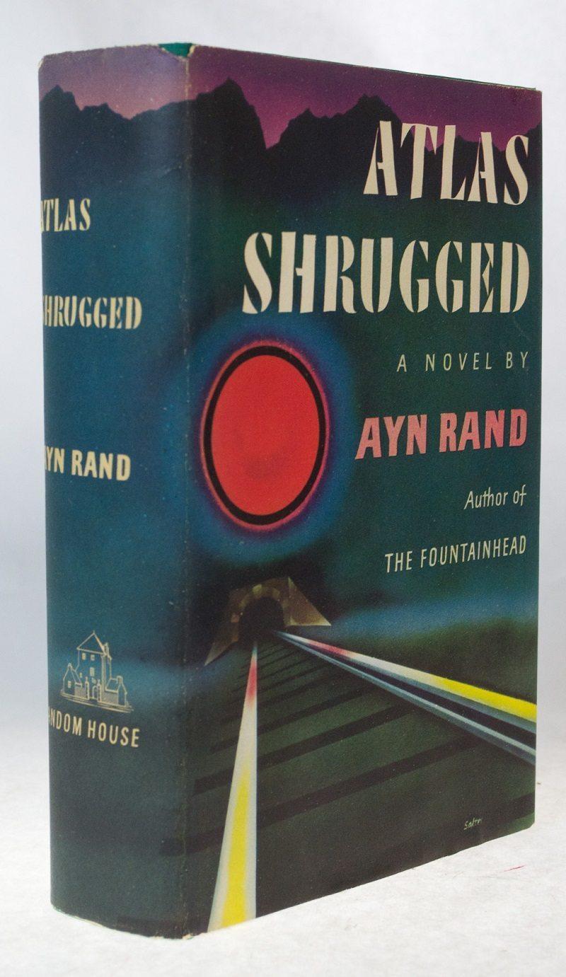 Ayn Rand, Atlas Shrugged, Randian Superman