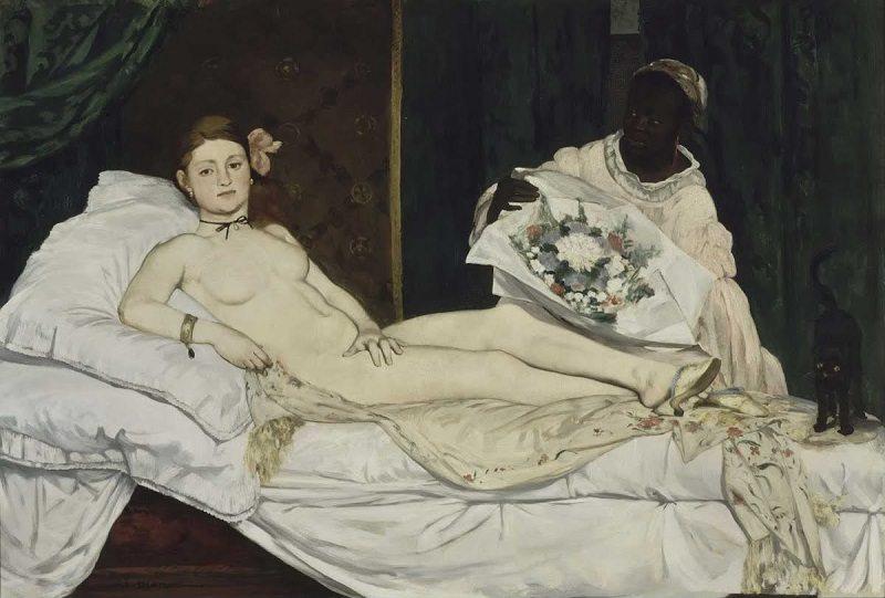 Edouard Manet, Olympia
