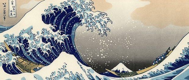 Hokkusai wave