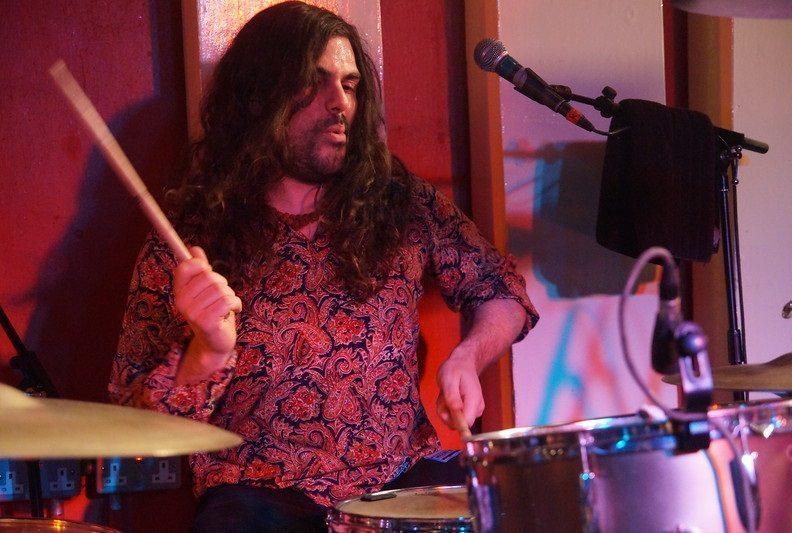 purson drummer, electric landlady