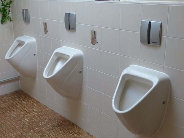 Urinals, drinking water article