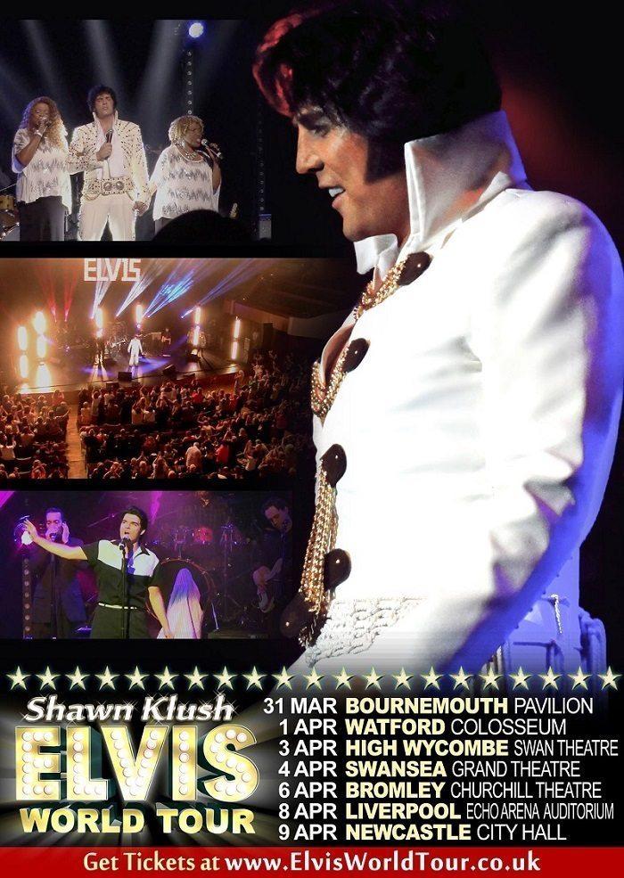 Shawn Klush Tour Dates