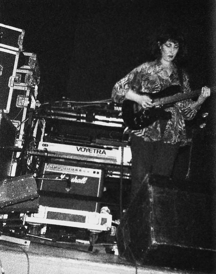 New Order, Gillian, 1986