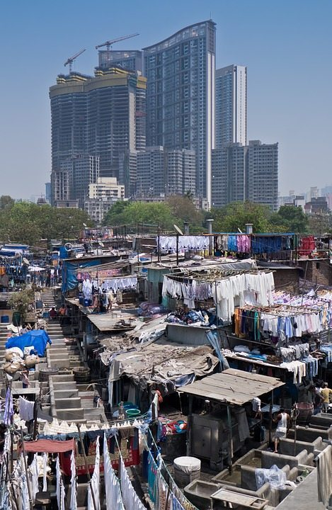 Mumbai, poverty, entrepreneurs