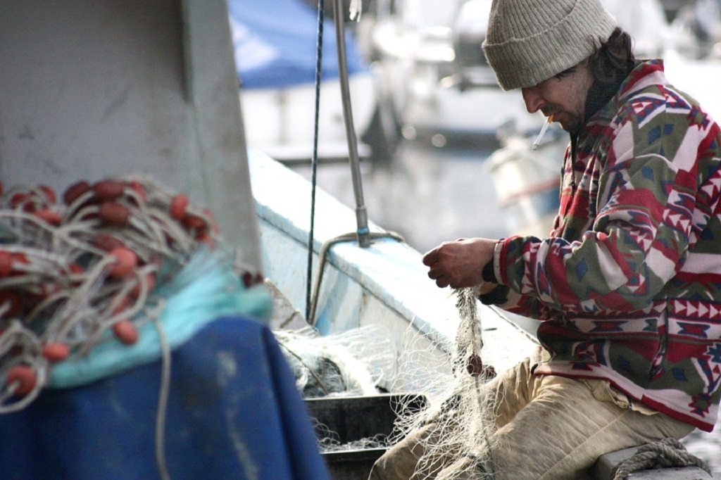 fisherman, workplace could affect brain function
