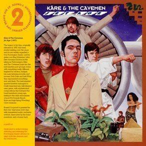 Kare and the Cavemen, vinyl rarities