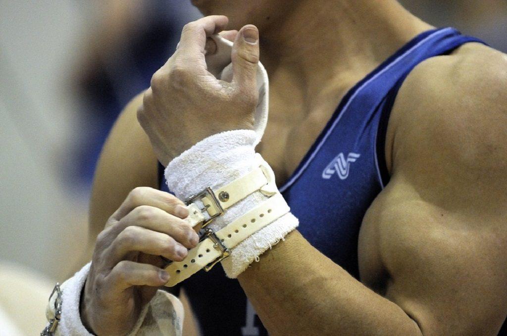 gymnast, flame retardant chemicals