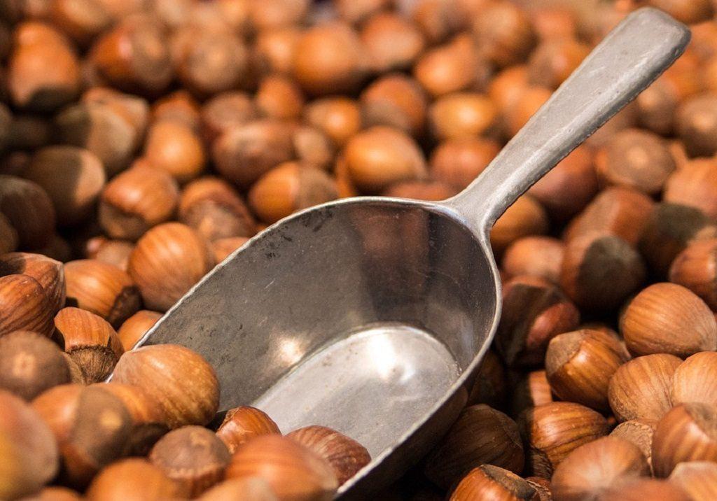 hazelnuts, reduce inflammation