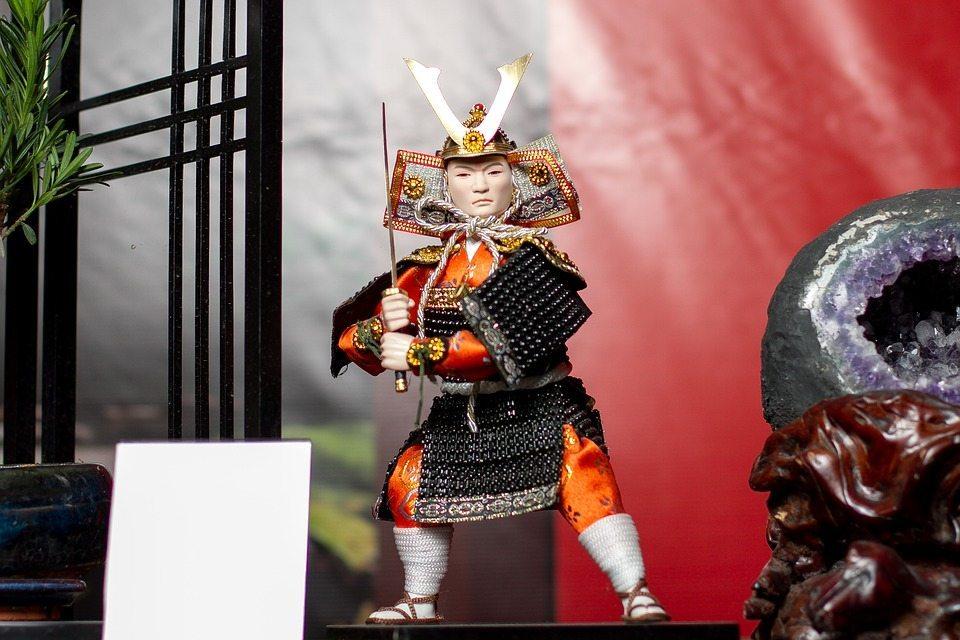 Samurai, Japanese knotweed