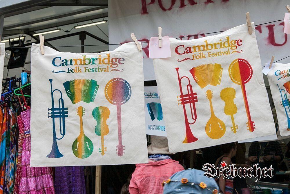 Cabridge Folk Festival 2016