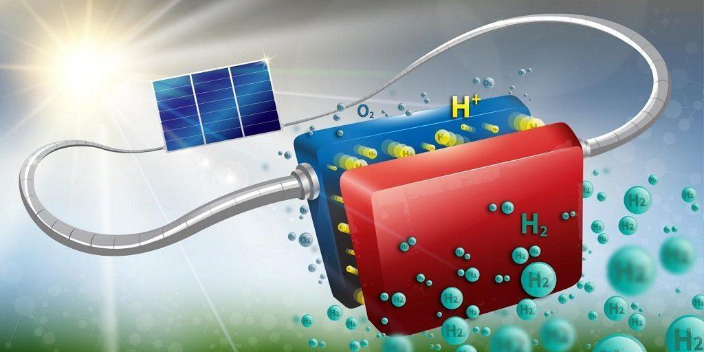 Storing solar energy by Infini Lab EPFL
