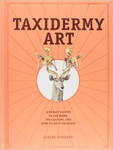 taxidermy art, Robert Marbury, Lisa Black