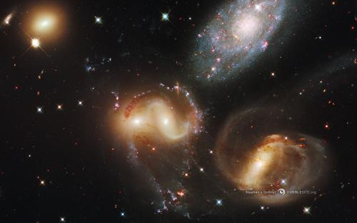 Galaxy types