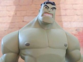 hulk, masculine norms