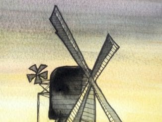 windmill, infinite song