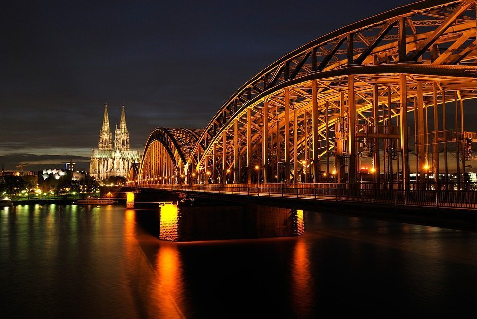 Cologne, cathedral, religion, Catholics, Protestants