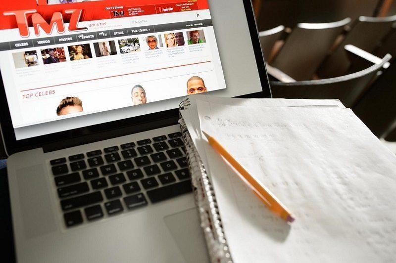 classroom internet use