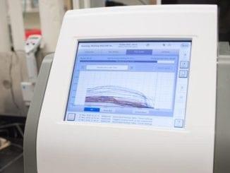 Bacteria detector