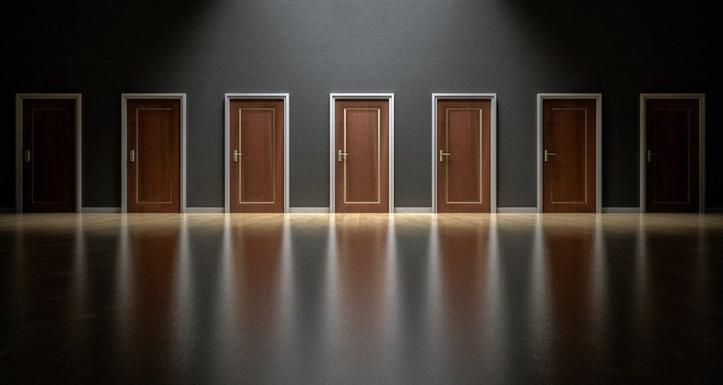 doors, choice, democracy