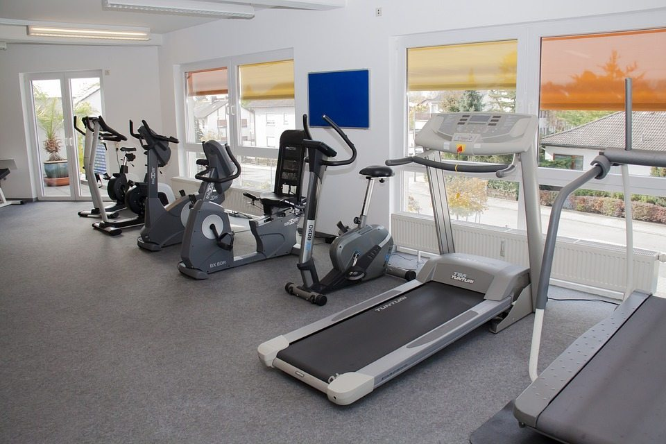 treadmills, neurocinematic testing