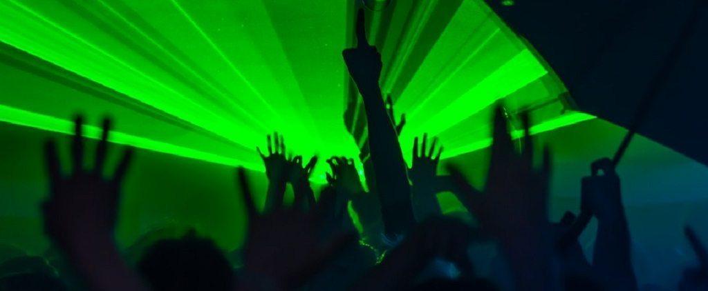 party, rave, serotonin