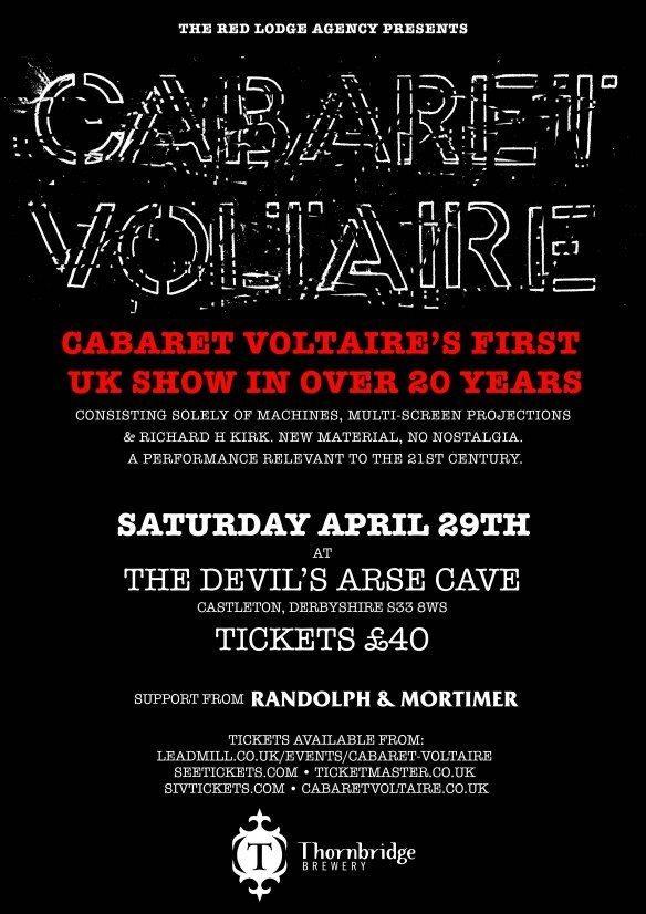 Cabaret Voltaire, Devil's Arse