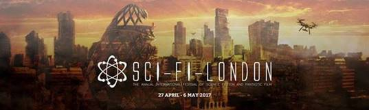 sci-fi london