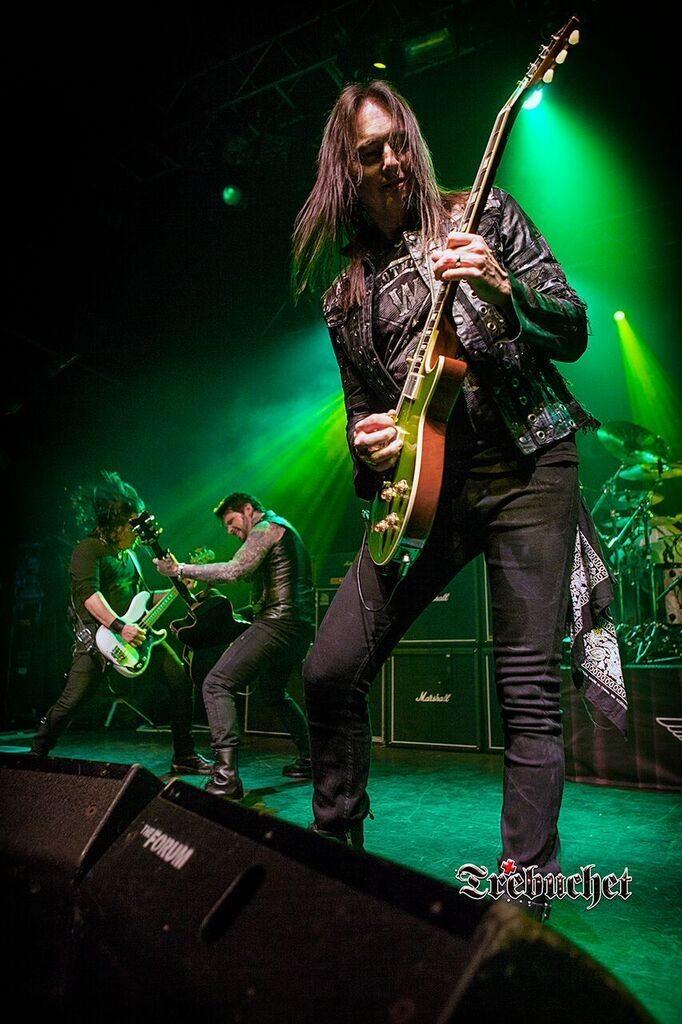 Black Star Riders Tour Dates Germany