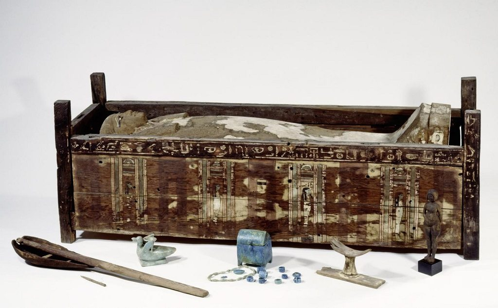 genome data, Egyptian Mummies