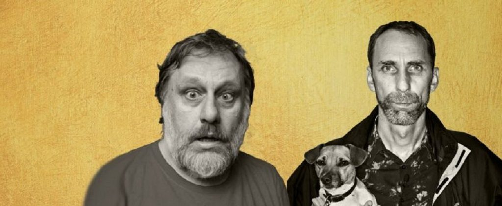 Slavoj Zizek and Will Self In Conversation
