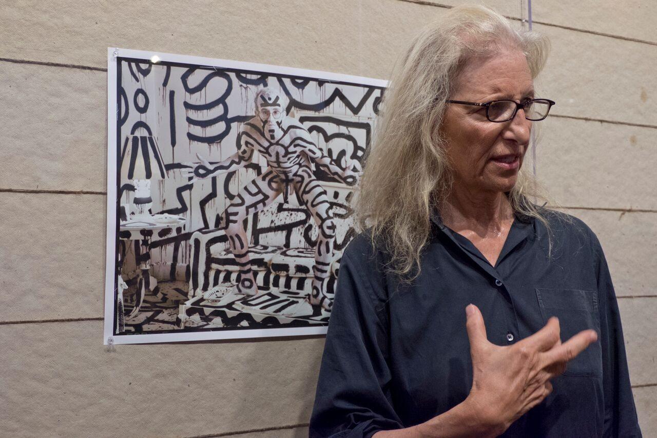 Annie Leibowitz at Rencontres d'Arles