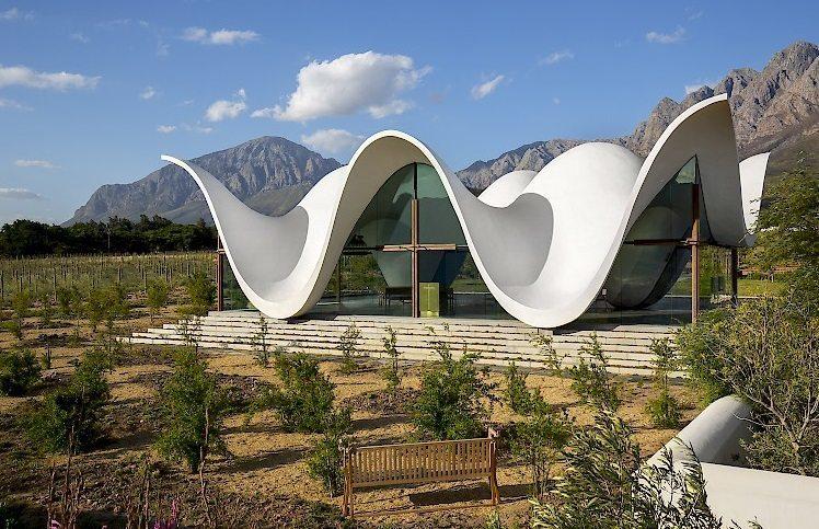 bosjes chapel by Steyn Studio