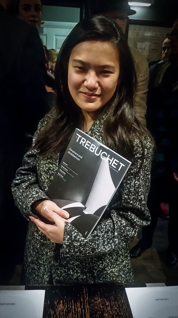 Trebuchet Issue 2 launch