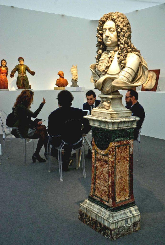 Frieze International Arts Fair at Regent's Park, London,UK